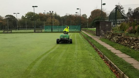 As sports turf specialists, we're able to help with everything